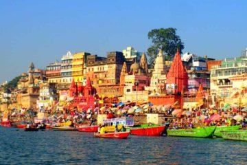 Travel information on Agra Varanasi and khajuraho