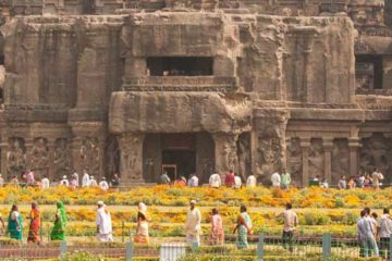 Information on ajanta and ellora caves