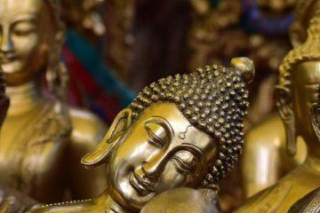 Buddha, Bodhgaya