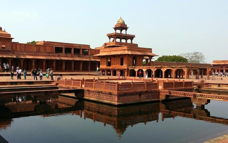 Architecture of Fatehpur Sikri