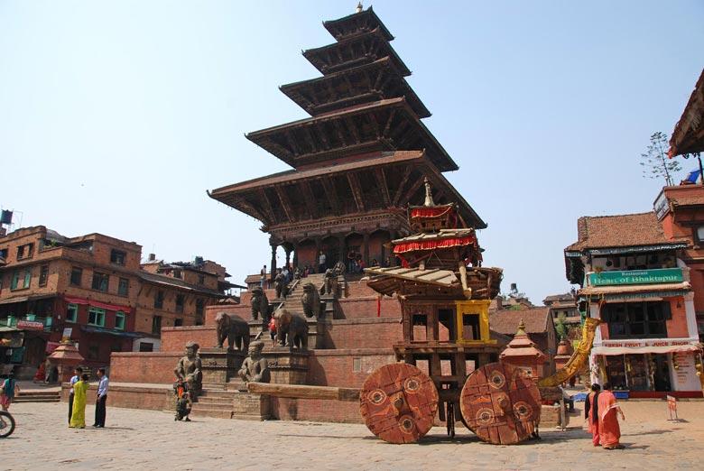 Nyatapola Bhaktapur Nepal