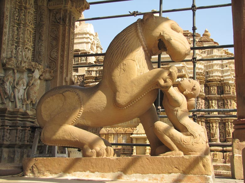 Devi Jagdamba Temple of Khajuraho
