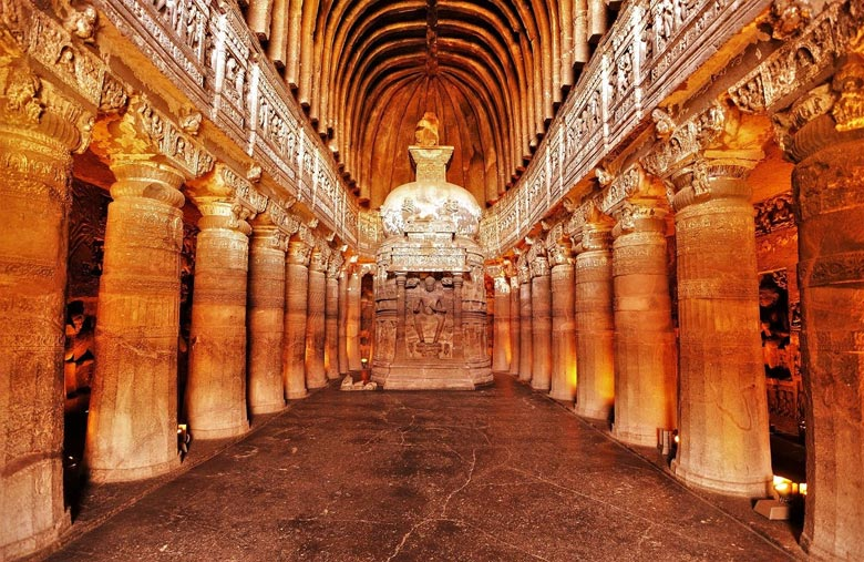 Buddhist cathedrals