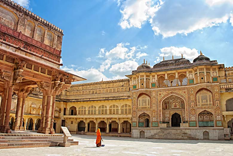 About Amer Fort Jaipur