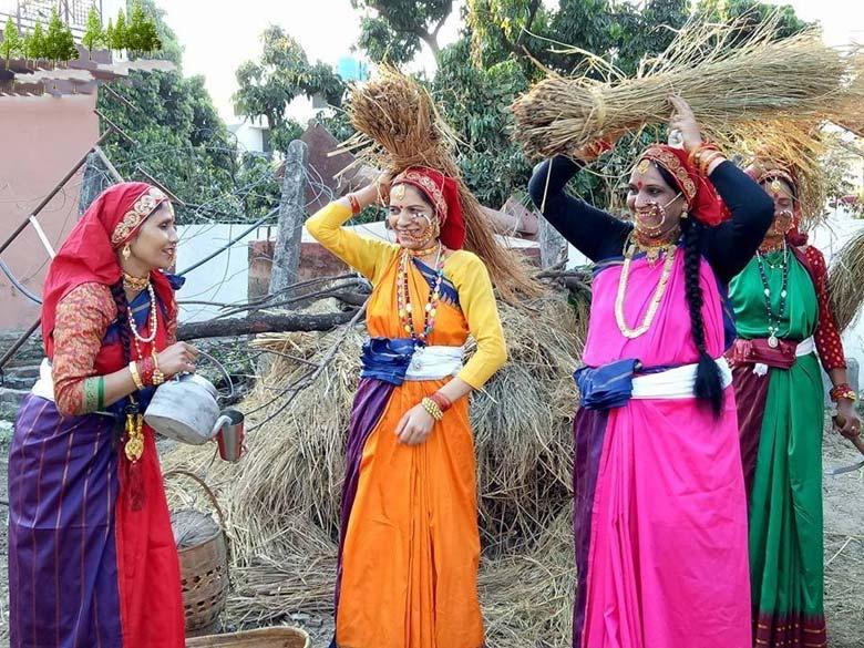 Bhaitauli and also Harela in Uttarakhand