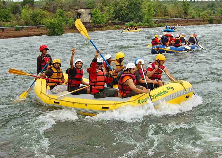 River Rafting in Siang North East India