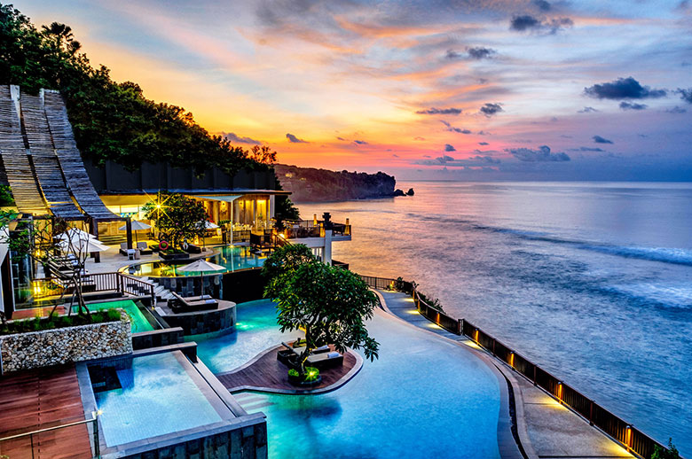 Bali Indonesia Exotic Honeymoon Destination