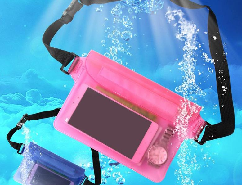 Pack Underwater Phone Case