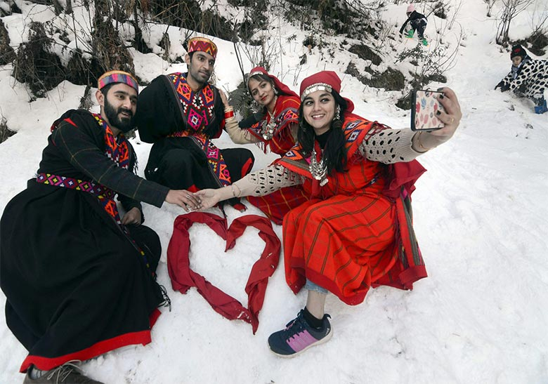 Tourist Places In Shimla In March