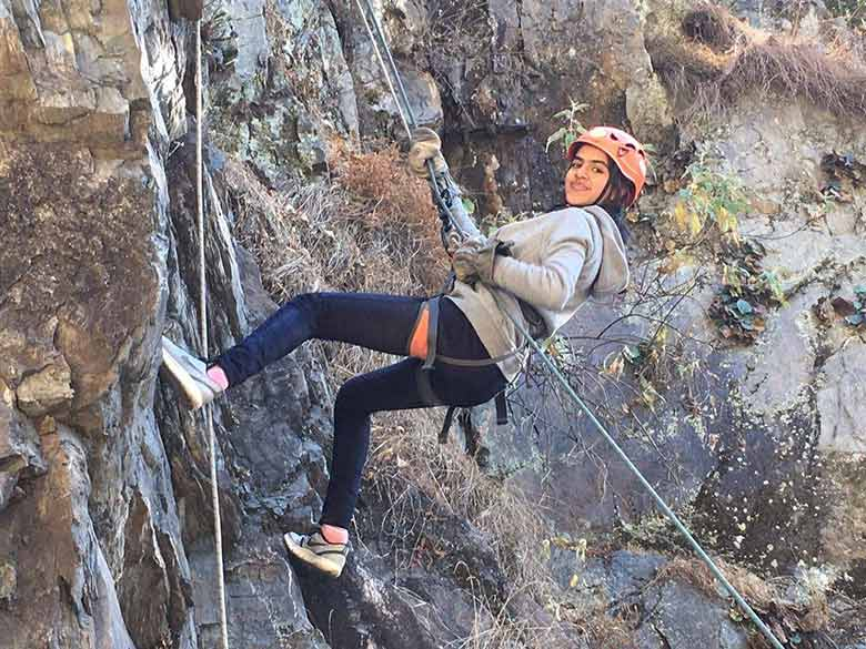 Rock Climbing in Shimla