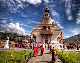 Bhutan Tour Packages from Bangalore