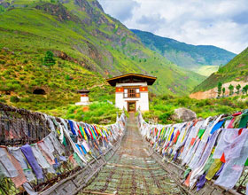 Bhutan Tour Packages from Pune