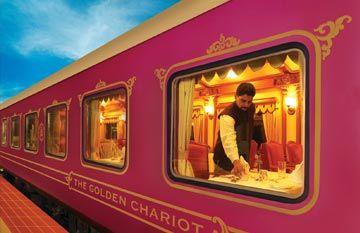 Luxury Trains Tours