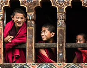 tour packages from bhutan