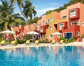 Cidade de Goa Beach Resort Package