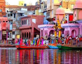 Golden triangle holiday packages in India