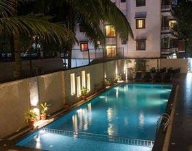 Hotel Calangute Towers, Goa Package