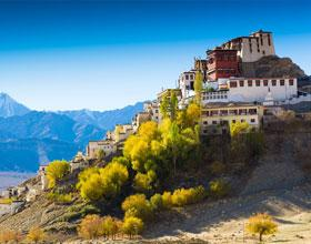 Leh Ladakh Tour Package from Kolkata