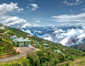 North East India Holiday itinerary